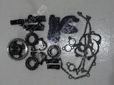 Натяжное устройство дв.ЗМЗ-514 двигатель (ПОЛНЫЙ КОМПЛЕКТ) ПРОГРЕСС